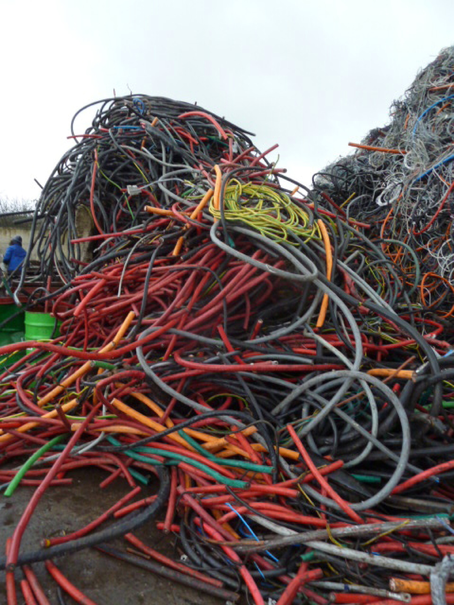 Insulated Copper Cables • Partners Metal - Recycling and Trading of ...
