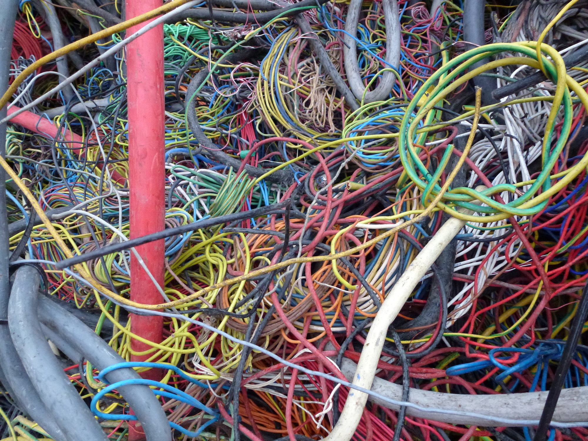 Insulated Copper Cables O Partners Metal